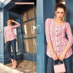 Nityanx Western Vol 2 By Riya Designer Cotton Tops Wholesale Supplier And Dealer Surat