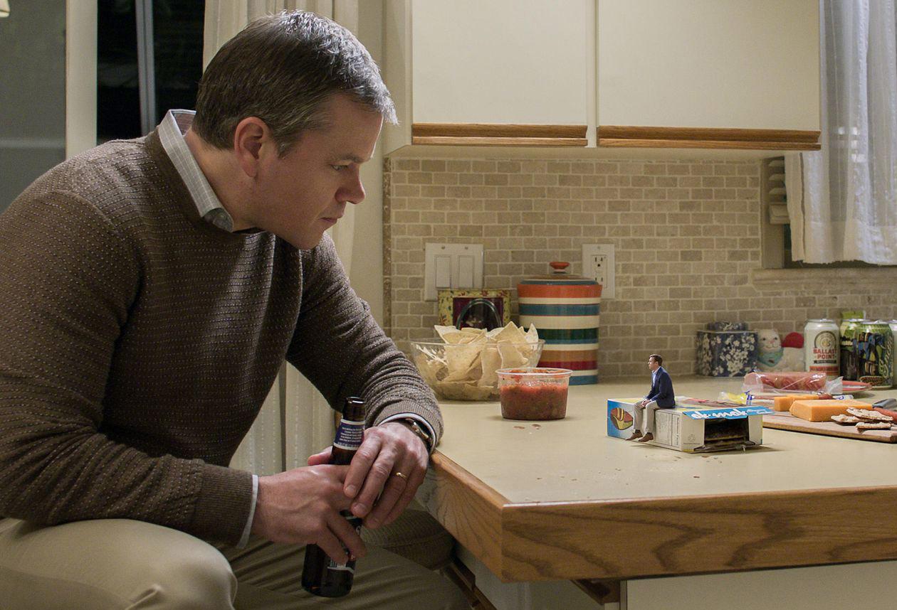 """Matt Damon se da la """"Pequeña Gran Vida"""""""