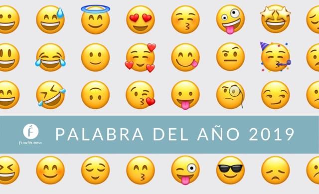 Palabra de 2019: emojis y emoticonos