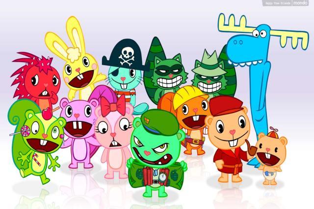 series animadas para adultos