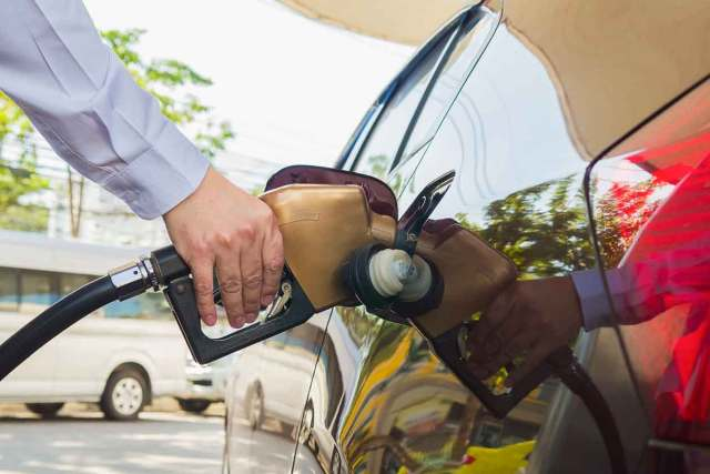 Precios cobustibles