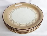 Nivag Collectables: Denby - Seville: Set of 6 Small Dinner ...