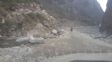 The Most Uneven & Risky Terrain Near Badrinath