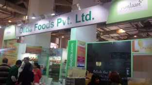 Hall 18-Interesting Juices & Squashes