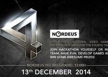 nordeus_hackathon_2014_logo