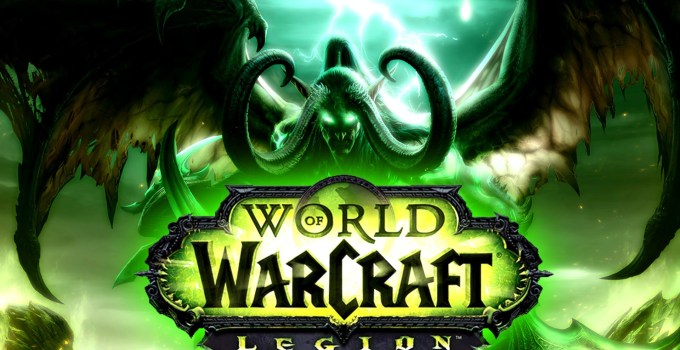 Data de lansare pentru World of Warcraft Legion