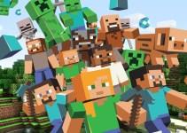 Un nou infografic pentru Minecraft