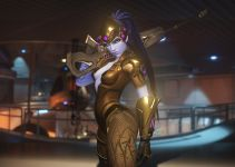 Overwatch Competitive Play Mode