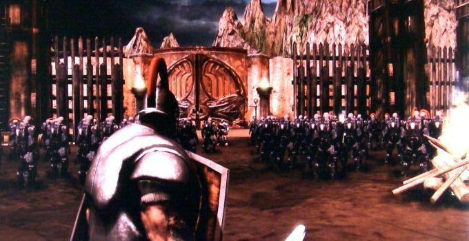 Call of Duty...Roman Wars?