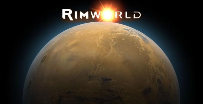 RimWorld intră în Early Access