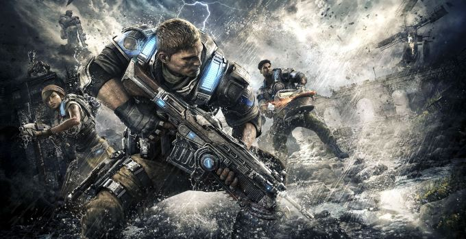 Gears of War 4 şi PC-ul