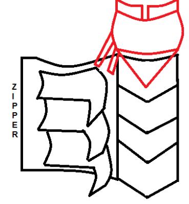 Bodice patterning