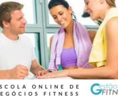 Escola Online de Negócios Fitness – A Melhor Para Você, Personal Trainer