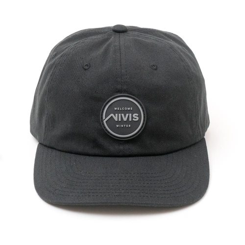 nivis dad hat black
