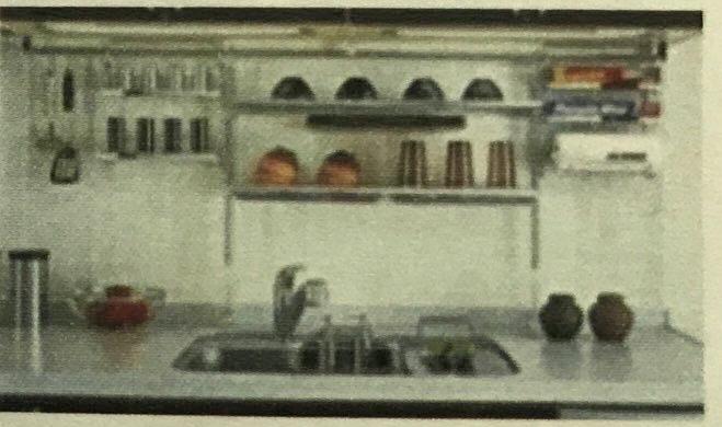 一条工務店 ステンレスバー収納