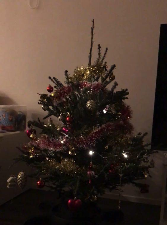クリスマスツリー 装飾