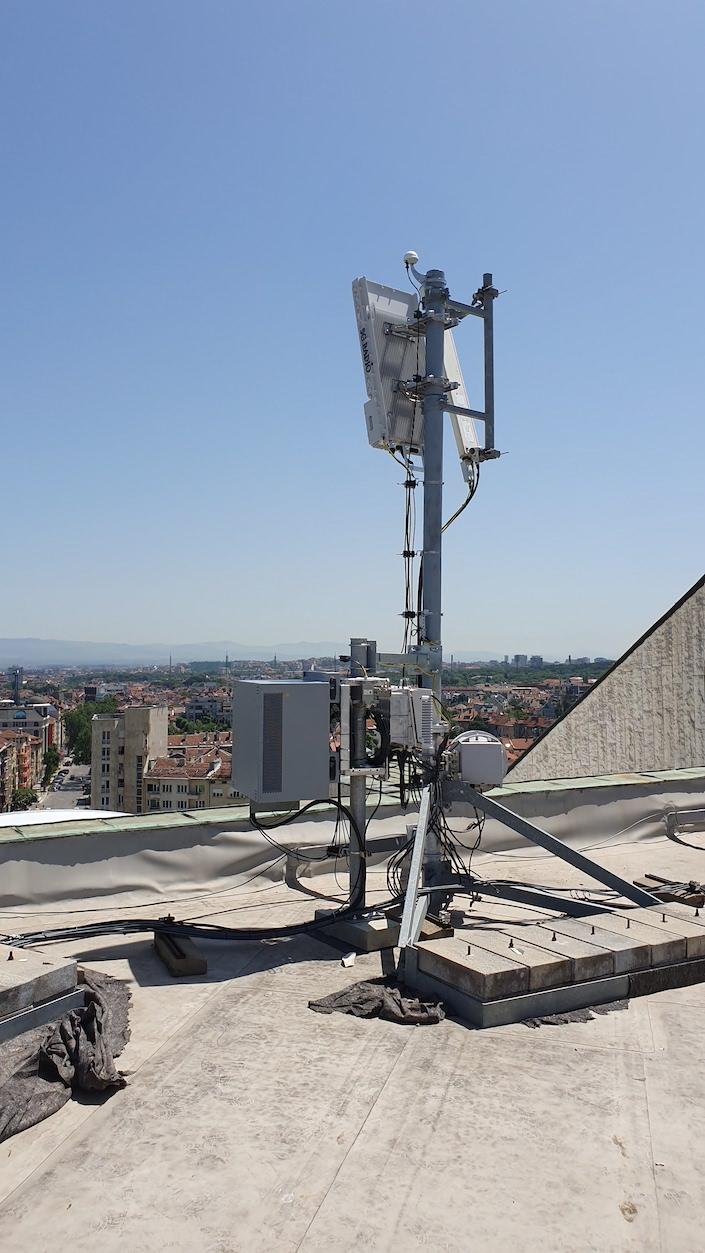 5G мрежите в България - nixanbal.com