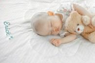 Colchón de cuna - Bebé en colchón de cuna NIX Baby