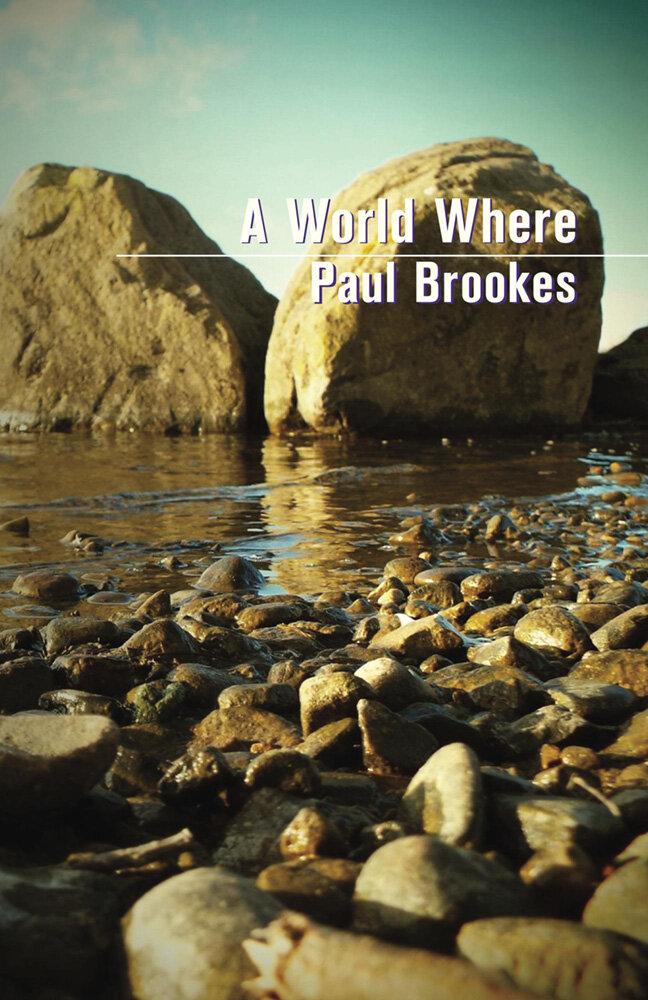 A WORLD WHERE · PAUL BROOKES
