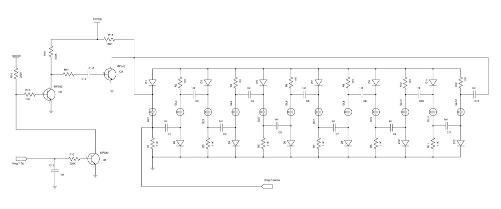 medium resolution of ring counter schematic 8 1 hour ring counter
