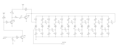 small resolution of ring counter schematic 8 1 hour ring counter