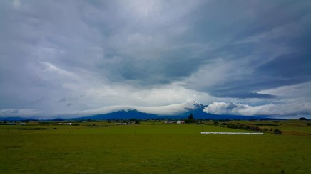 Taranaki clouds
