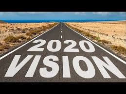 Achieve your goals by having 2020 Vision?