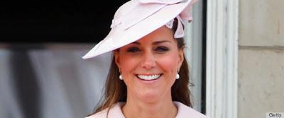Kate Middleton Royal Baby Arrival-Photographers Camp Outside Hospital
