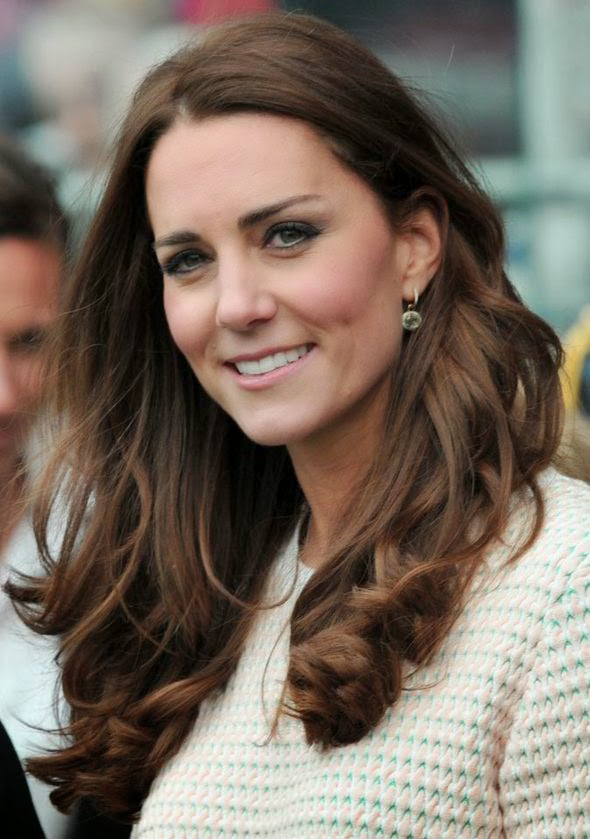 Breaking News: Kate Middleton Gives Birth to Baby Girl