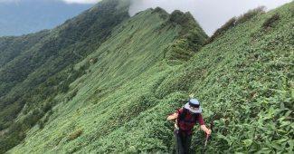 伊予富士登山
