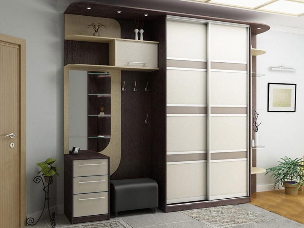 шкаф в маленькую прихожую фото дизайн идеи 3
