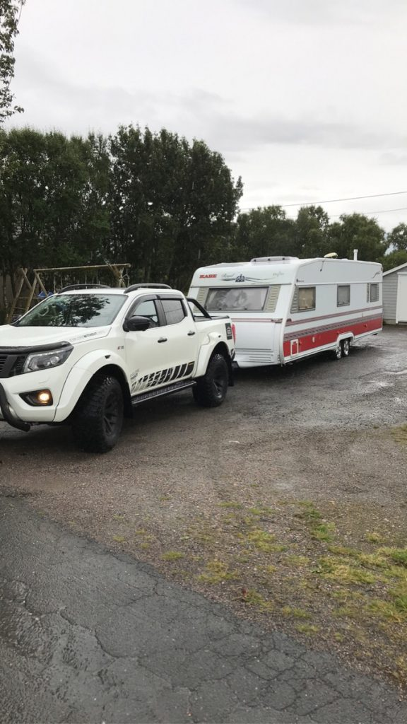 Nissan Navara Artic Truck AT35