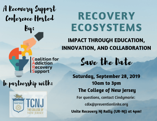 NJ Recovery Support Conference 2020