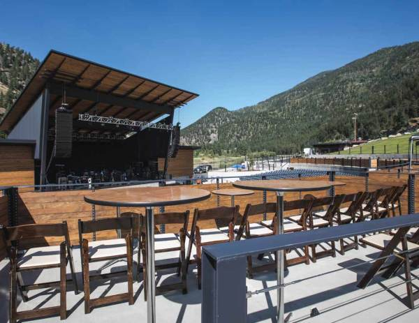 Kettle House Amphitheater Seating Chart Year Of Clean Water