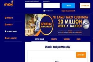 Shabiki Registration, App, Bonus, Jackpot and PayBill Number