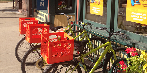 Norway, ME bike share