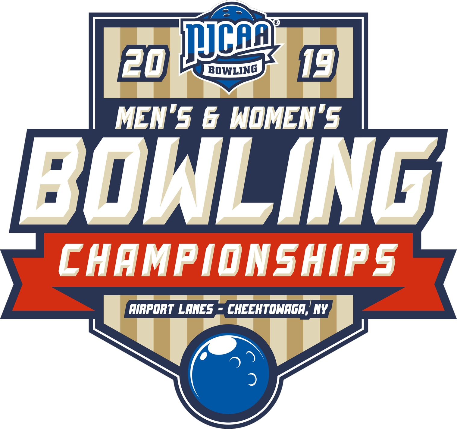 3e2d85a5 Both teams are headed to the NJCAA Division III Bowling National Tournament  in the Buffalo area February 28-March 2, 2019 Airport Lanes, 3754 Genesee  St, ...