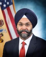 Image of Attorney General Gurbir Grewal