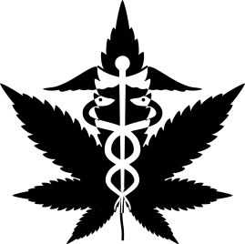 Image of Medical Marijuana Insignia