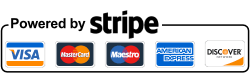 Secure Payments Powered By Stripe