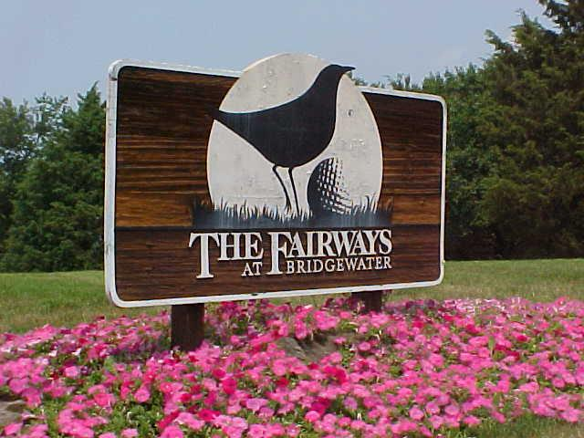 Fairways Condos Bridgewater Sign