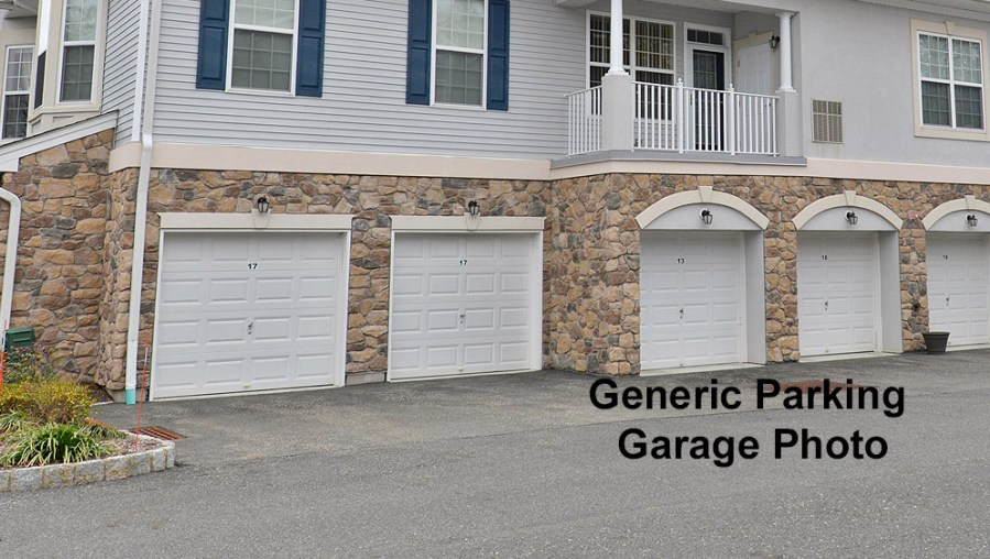 Generic garage photo