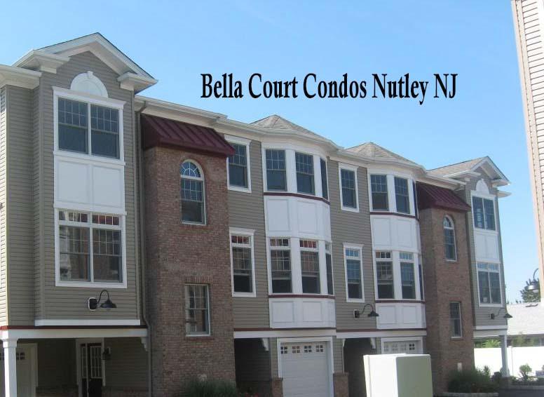 Bella Court Condos Nutley New Jersey