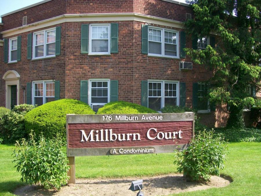 Millburn Court Condos Millburn