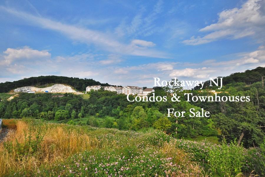 Rockaway NJ Condos for sale
