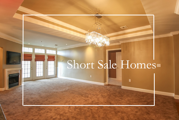 Short Sales Homes