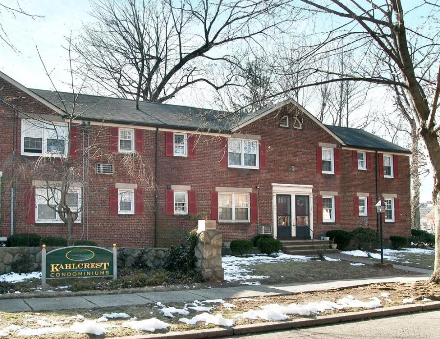 Kahlcrest Condos Cranford NJ