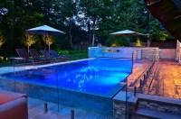 2013 Best Pool Design Award-Indoor/Outdoor Swimming Pool ...