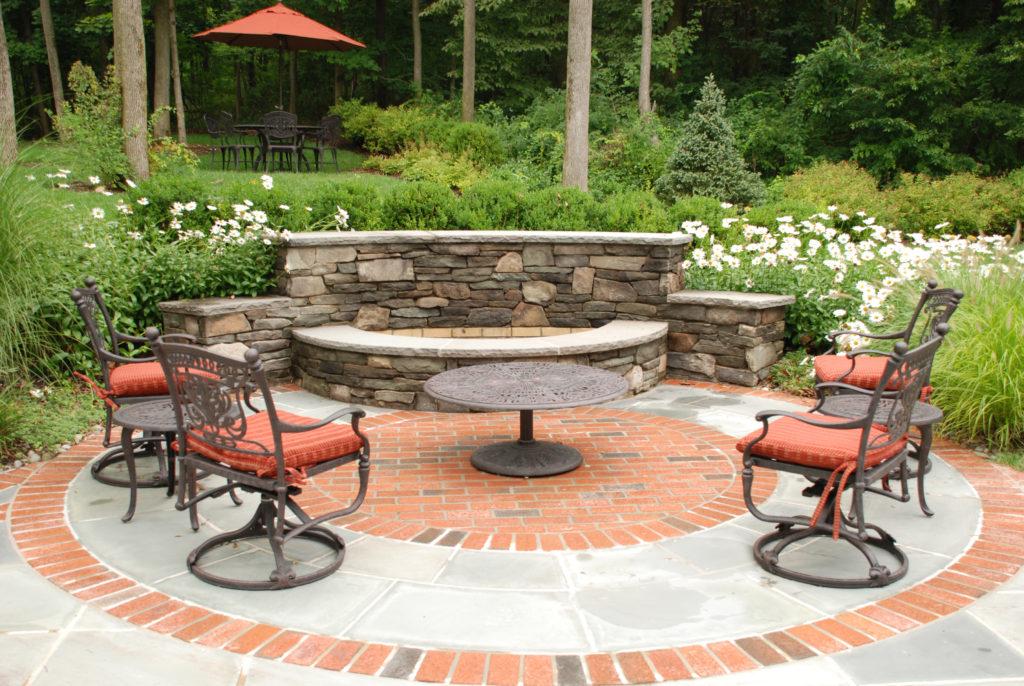 Outdoor FireplaceFire Pit DesignInstallationNorthern NJ