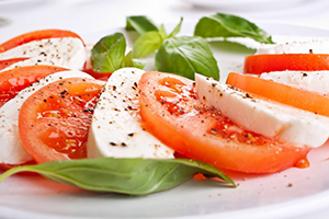 tomato-and-mozerella